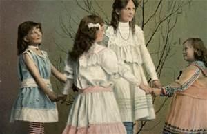 1900s girls