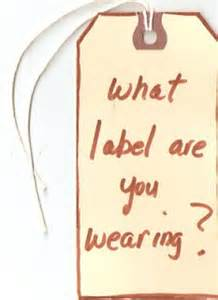 what label are you wearing